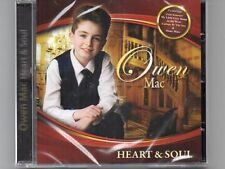 OWEN MAC - HEART AND SOUL - CD -  FREE 1st class POST UK