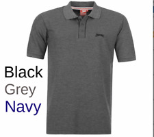 Slazenger Polo Shirts, Mens - Cheapest on Ebay - FREE P+P - BARGAIN!