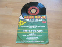 "7"" Single Hollies On 45 Holliepops Medley Vinyl Polydor 2040 322"