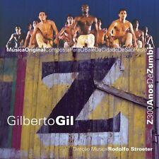 Gilberto Gil,CD, Z: 300 Anos de Zumbi