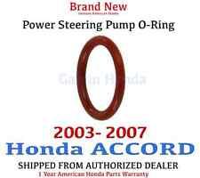 2003-2007 Honda ACCORD Genuine OEM Power Steering Pump O-Ring (91345-RDA-A01)