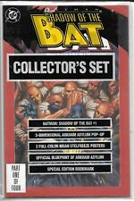 Dc Comics #1-5 The Shadow Of The Bat( Several Extra'S In #1 Comic), Nm/Mint