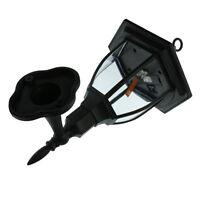 MagiDeal LED Solar Motion Sensor Lampada da esterno da giardino Lampada da