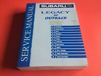 2004 Subaru Legacy and Outback Factory Service Manual Vol 5 Engine H6D0 OEM