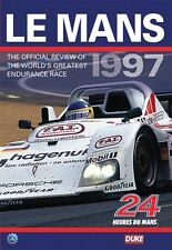 Le Mans 1997 - Official review (New DVD) 24 Hour Endurance race