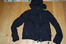 Mens/Womans black Superdry Jacket/Windcheater size Medium excellent condition