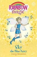Sky the Blue Fairy: The Rainbow Fairies Book 5 (Rainbow Magic), Meadows, Daisy ,