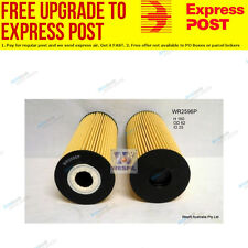 Wesfil Oil Filter WR2596P fits Ssangyong Rexton 2.7 D 4x4,2.7 Xdi,3.2 (Y200)