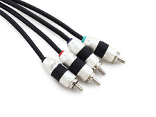 Stinger SI8417 RCA Interconnect Audio Cable 8000 Series 4 Channel 17 Feet Stereo