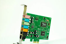 PCI Express x1 PCI-E 7.1channels SPDIF VIA chipset Audio Digital Sound Card A115