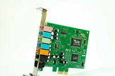 PCI Express x1 PCI-E 7.1channels SPDIF VIA chipset Audio Digital Sound Card A115
