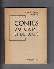 Contes du Camp et du Logis - Scouts - Scoutisme
