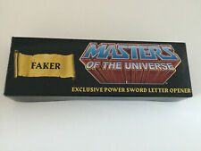 Masters of the Universe MOTU He-Man Icon Heroes Faker Brieföffner Letter Opener