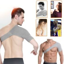 New Unisex Shoulder Brace Support Strap Wrap Belt Dislocation Neoprene Pain Band