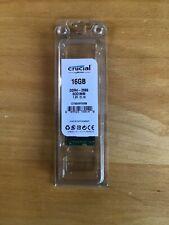 Crucial 16GB DDR4 2666 RAM