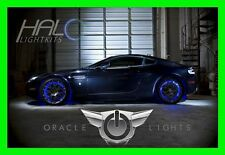 BLUE LED Wheel Lights Rim Lights Rings by ORACLE (Set of 4) for FORD MODELS 3
