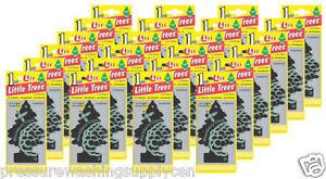 """Car Freshener """"Blackberry Clove"""" Little Trees 24pc Carded Packs Retail Ready"""