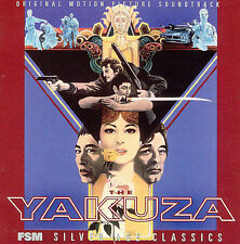 The Yakuza - Dave Grusin  OUT OF PRINT!