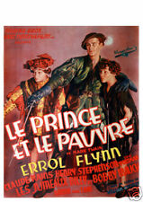 E Flynn : M Twain : The Prince And The Pauper : Repro