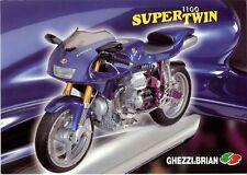 1999 Ghezzi & Brian Moto Guzzi 6 page sales brochure