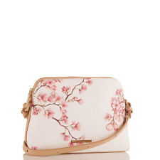 $255! NEW NWT BRAHMIN MINI SYDNEY CHERRY BLOSSOM KENTISH CROSSBODY HANDBAG PURSE
