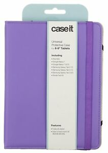 Caseit Universal Folio Case with Built-In Stand iPad 2