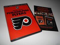 NHL Hockey History of the Philadelphia Flyers 40th Ann. Ed. (DVD) Stanley Cup