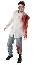 Zombie Attack Bloody Shirt Adult Men's Costume Halloween Dress Forum Novelties