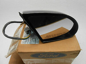 OEM Lincoln Right Power Door Mirror Mark VIII 1993 F3LY-17682-A