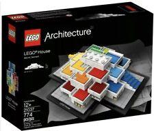 LEGO Architecture 21037 - LEGO House (2017) - NEU & OVP