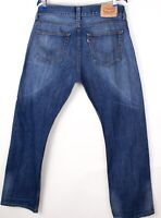 Levi's Strauss & Co Hommes 506 Jeans Jambe Droite Taille W36 L32 BCZ120