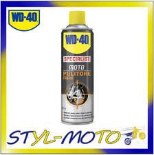 39061/46 WD40 WD-40 PULITORE FRENI A DISCO, PINZE, FRIZIONE X MOTO 500 ML