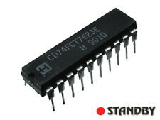 1pc 74FCT7623 DIP20 CD74FCT7623E HARRIS 8-Bus Transceiver 3-State, Non-Inverting