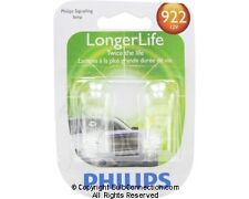 NEW Philips Philip 922 LL Auto 2-Pack 922LLB2 12V Bulb