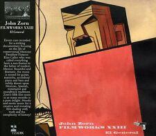 John Zorn - Filmworks Xxiii: El General (Original Soundtrack) [New CD]