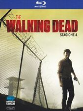 8010312109720 20th Century Fox Blu-ray Walking Dead (the) - Stagione 04 (5 Blu-r