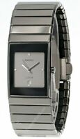 RADO Jubile Quartz Diamond Gray Dial Ceramic Women's Watch R21641702