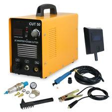 Dc Inverter 50amp Air Plasma Cutter Welding Welder Machine Cut 50 220v110v