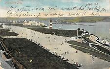 BR63301 plymouth hoe  uk