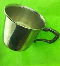 Sterling Silver Baby Cup By International sterling Pat.jame