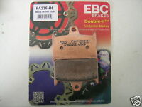 236 Pastiglie Freno EBC HH ANTERIORI TRIUMPH SPEED-DAYTONA-SPRINT-ROCKET