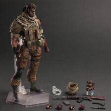 Play Arts Kai Metal Gear Solid V Phantom Venom Snake PVC Figure