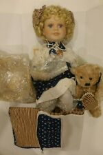 "Vtg New Heritage Signature Collection ""Polly Picnic Doll"" # 12399 Rare"