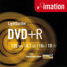 Imation DVD + R LightScribe 10 pcs.