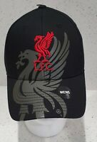 Liverpool FC Official Big Bird Black and Grey Baseball Cap - Brand 47