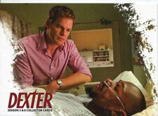 Dexter Seasons 5 & 6 Quotes Chase Card DQ4