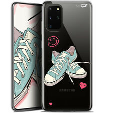 """Coque Gel Pour Samsung S20+ (6.7"""") Extra Fine - Mes Sneakers d'Amour"""