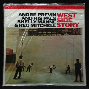 Andre Previn and His Pals-West Side Story-Mobile Fidelity 095-AUDIOPHILE SEALED