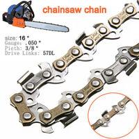 16'' 3/8''LP Chainsaw Chain .050 Gauge 57DL t For WG300 WG303 WG303.1 WG304