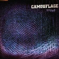 Camouflage Thief (1999) [Maxi-CD]